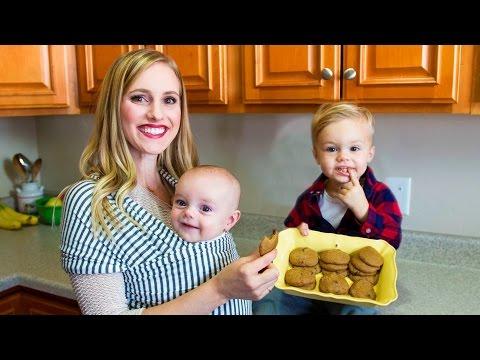 The Best Pumpkin Cookies | What's In Ellie's Belly