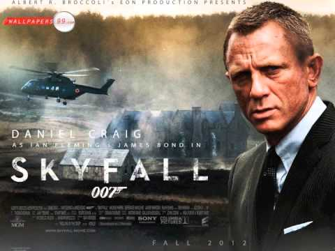 Skyfall Helicopter Scene Song-Boom Boom by the Animals