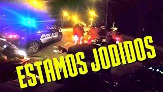 NAVIDAD CON LA POLICIA!! PAPANOELADA EN COMISARIA???