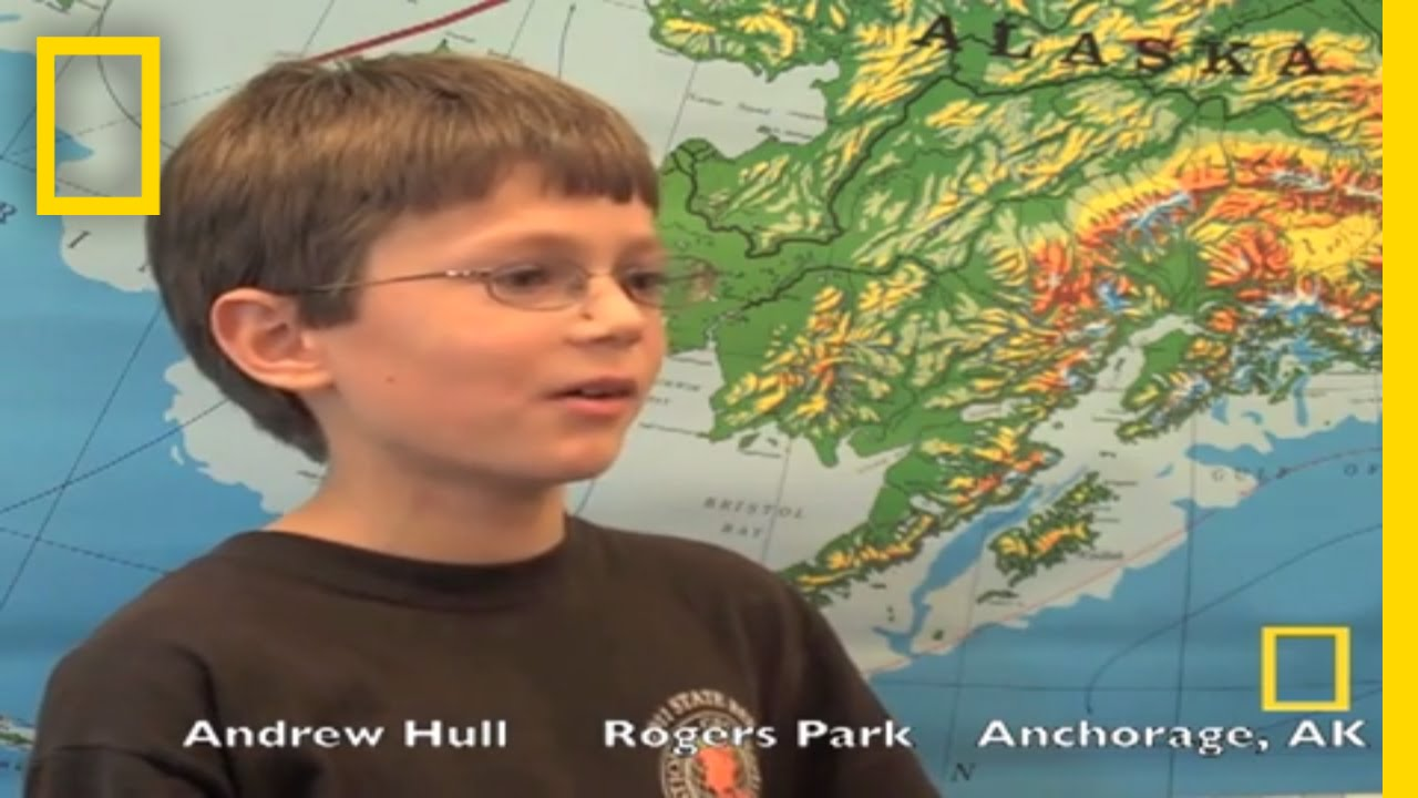 AK Finalist | National Geographic Bee 2011 thumbnail