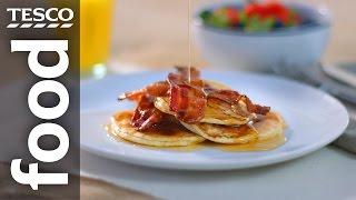 Around the World in Four Pancakes | Tesco Food
