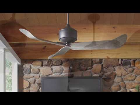 Video for Dylan Aged Pewter 56-Inch Ceiling Fan