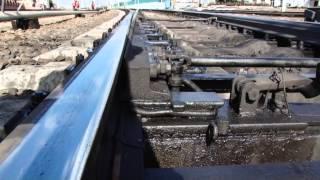 Фильм по обслуживанию стрелок ЭЦ 2011г