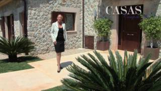 preview picture of video 'Immobilien Mallorca - Luxus Villa im Finca Style in Santa Ponsa- V1607-nis-Liquid Ambient Immobilien'
