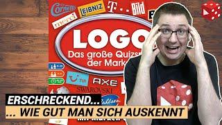 Logo - Das große Quizspiel der Marken - Was man nicht alles so weiß ...