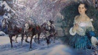 """Старинный русский романс """"В лунном сиянии снег серебрится"""""""