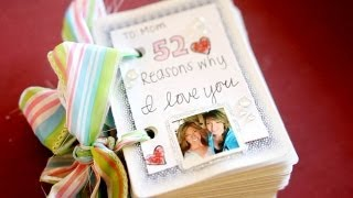 #PinterestSunday: Mothers Day 52 Reasons Why I Love You