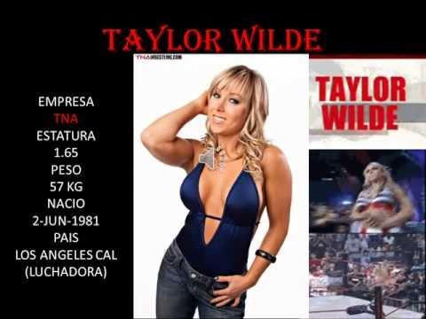 LAS 23 DIVAS DE LA WWE TNA ,RAW Y,SMACKDOWN