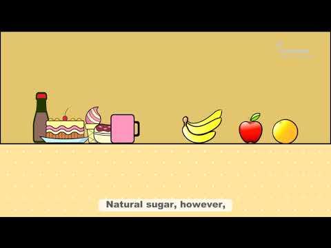 ¿Qué le pasa a tu cuerpo al regular el consumo de azúcar? - Cuidarte es Quererte