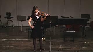Rainer Bartl, Caprice Nr. 1 für Violine solo / for Solo Violin