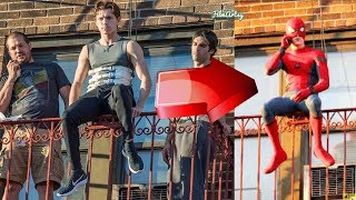 Tom Holland's Most Insane Stunts without a Stunt Double | Tom Holland Performing Stunts Without Help