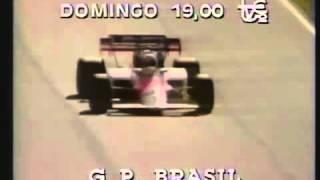 Promo Formula 1 (7/4/1985) TVE2