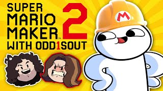 Playing an ENDLESS COURSE with a Mario Maker MASTER! - Mario Maker (w odd1sout)