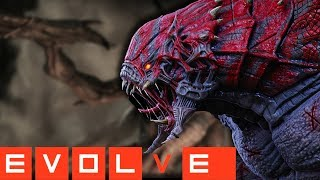 Evolve Is ALWAYS Awesome - Evolve Gameplay Stage Two