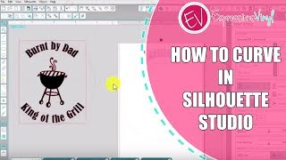 How to Curve in Silhouette Studio