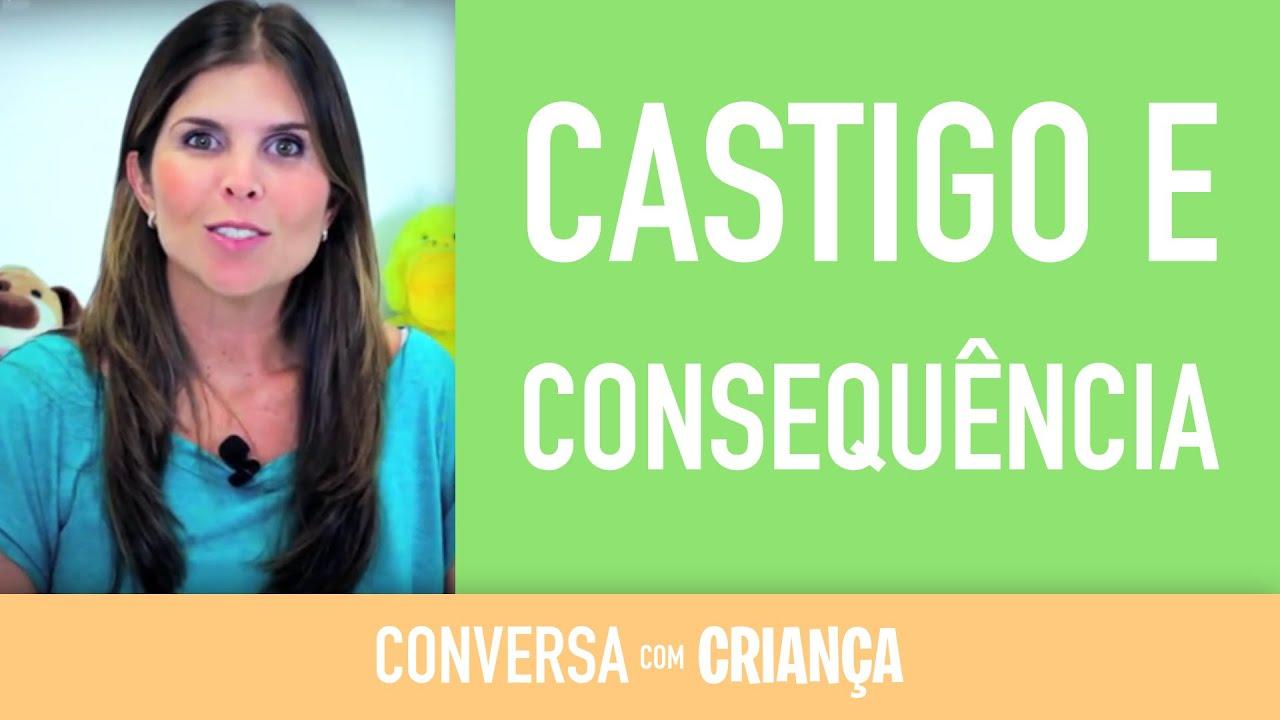 Castigo e Consequência - Punishment and Consequence English Subt. Psicóloga Daniella Freixo de Faria