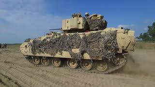 A Look INSIDE the M3 Bradley