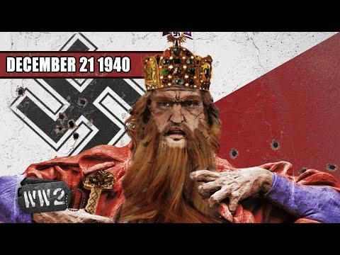 Barbarossa a postup Britů v Africe