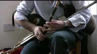 Michael (Blackie) O'Connell and John Joe Kelly / Whistle Entertainment / Folk Lure