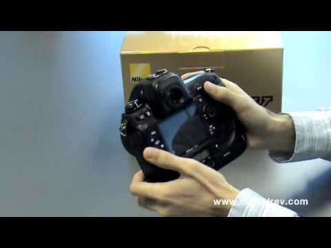 Nikon D3X - First Impression Video by DigitalRev