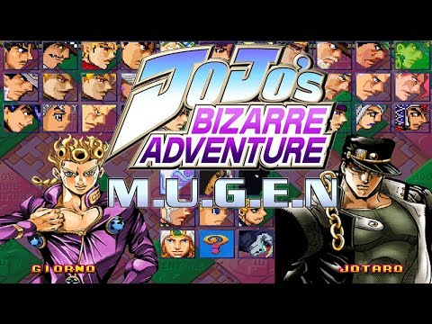 Mugen Jojo Eyes Of Heaven part 3! With more characters