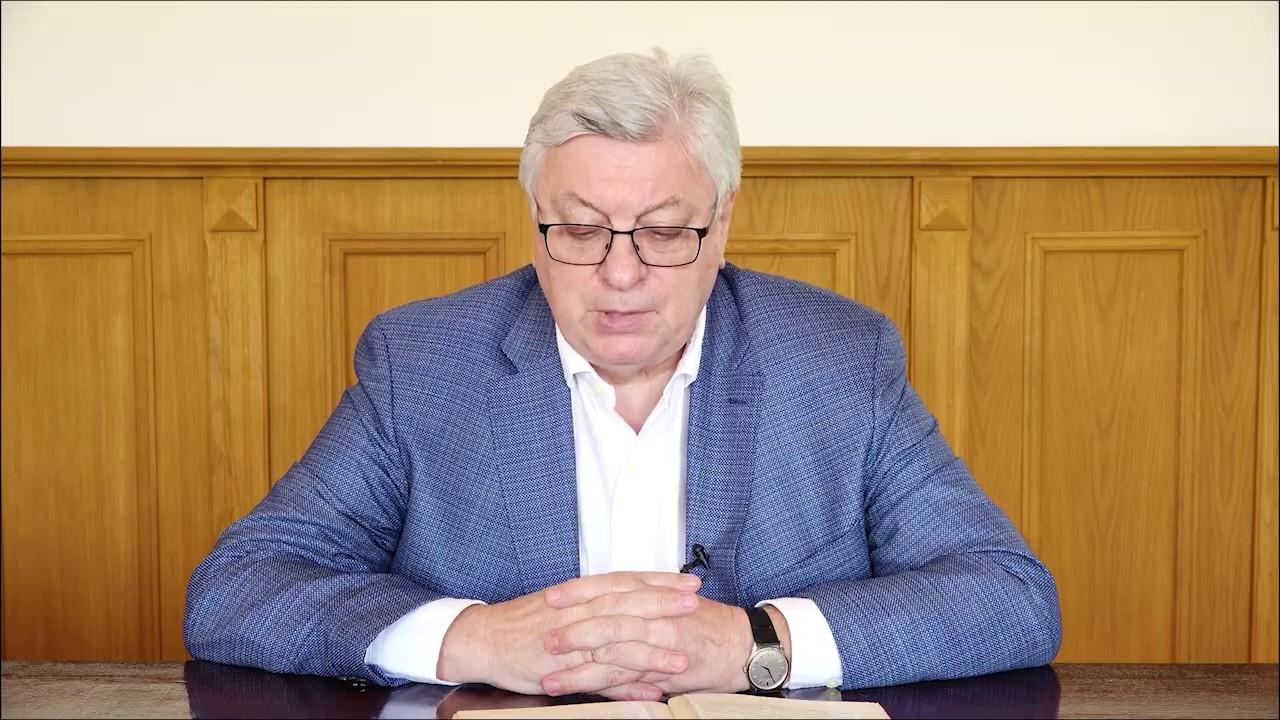 Акция-чтение «Вместе с Шолоховым «Они сражались за родину»: Анатолий Торкунов