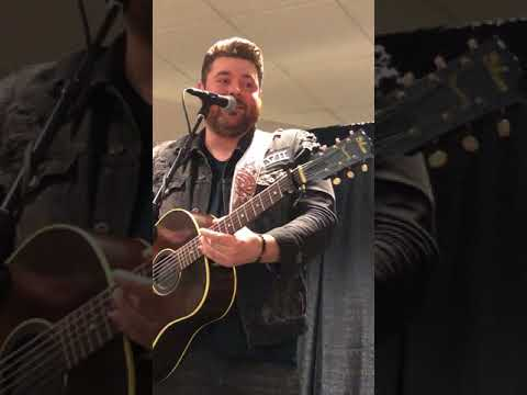 Chris Young VIP Q&A 1/11/18 Indianapolis
