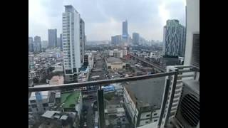 Large One Bed with City Views for Sale at Sky Walk Condo, BTS Phra Khanong