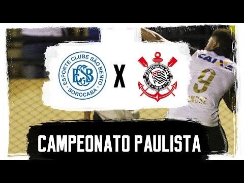 Corinthians 1 x 1 Sao Bento