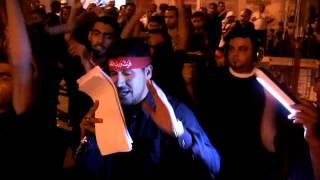 preview picture of video 'الرادود عيسى العكراوي 1 - موكب عزاء المرخ - ليلة ضربة أمير المؤمنين 1435هـ - البحرين'