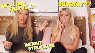 We've had Fillers? Surgery? Weight Struggles? - Answering questions you've always wanted to know..