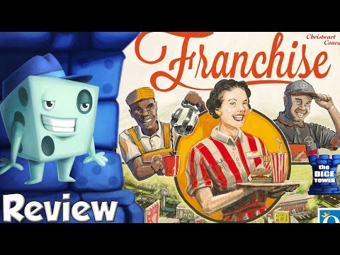 Franchise Review - with Tom Vasel