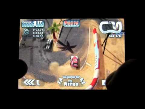 Mini Motor Racing iPhone App Review
