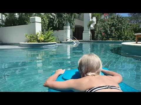 Sandals Barbados Swim Up Suite Part 1