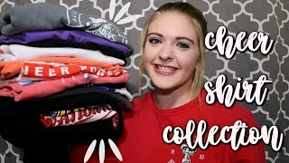 Cheer Shirt Collection