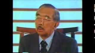 昭和天皇戦争終結「これ以上戦争を続けることは非常に・・」と米記者に