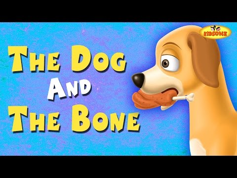 The Dog And The Bone | English Short Stories For Children | KidsOne