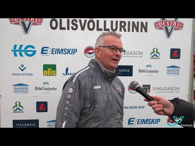 Bjarni Jó: Vonandi ávísun á að geta stólað á fleiri færi