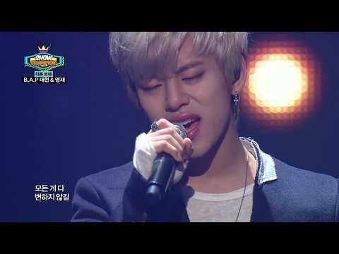 [발렌타인데이 고백송]Him Chan&Dae Hyun&Young Jae - BabyBaby, 힘찬&대현&영재 - 베이비베이비, Show Champion 20140212
