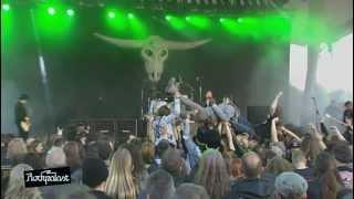 D-A-D - Monster Philosophy live @ Rock Hard Festival / German TV WDR Rockpalast 18.05.2013
