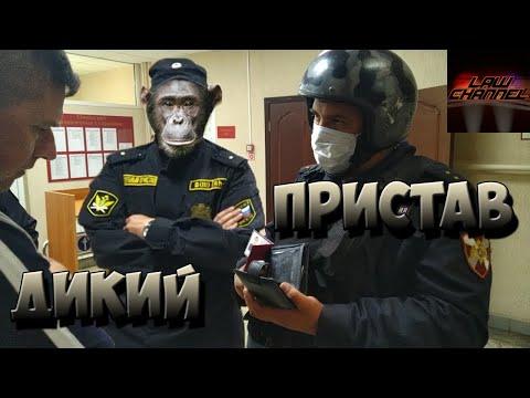 РОСГВАРДИЯ VS ЧЕЛОВЕК или нападение дикого пристава (От студента!)