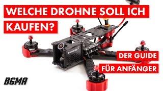 WELCHE DROHNE ALS ANFÄNGER | Der Einstieg in den Bereich FPV Quadcopter