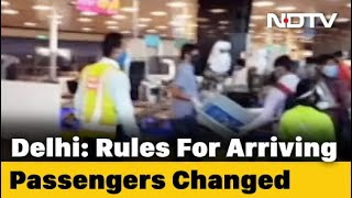 7-Day Home Quarantine For All Arriving In Delhi By Flights, Trains, Buses - Download this Video in MP3, M4A, WEBM, MP4, 3GP