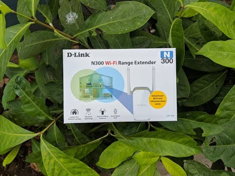 😉 D-Link DAP-1325 Wi-Fi Range Extender  - Unboxing & Setup Review !