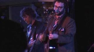 Vanity Project Overjoy Steven Page singing lead live Ships and Dip 3