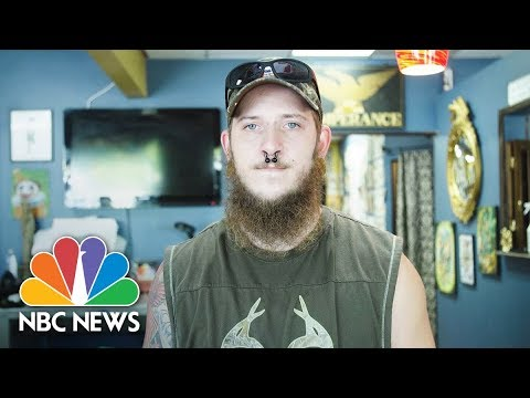 Former Skinhead Seeks Redemption By Covering Hateful Tattoos For Free | NBC News