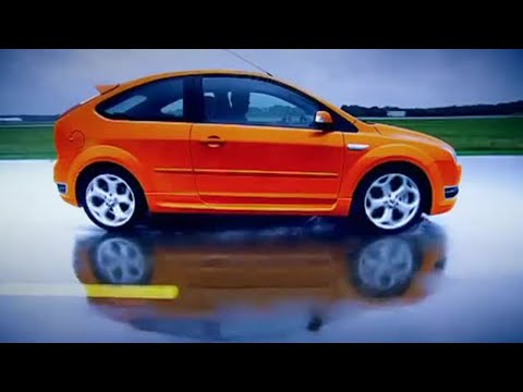 Ford Focus ST review   Top Gear   BBC