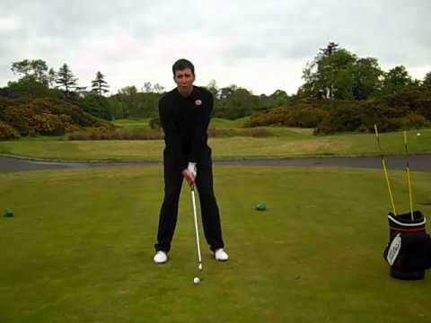 Golf Lesson 10- Hand Position