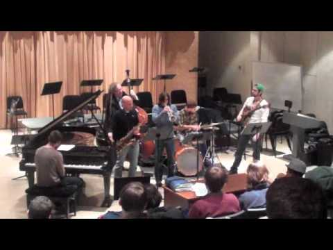 Pinocchio by Wayne Shorter from UNT Forum Performance