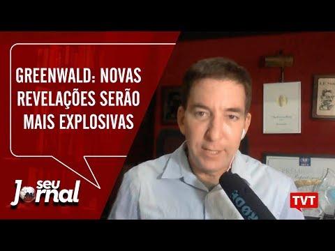 Greenwald: novas revelações serão mais explosivas
